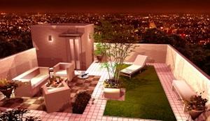 屋上image1夜景