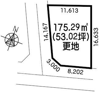 名東区梅森坂二-概略図WEB