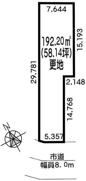 名東区松井町-概略図(20140602変更)WEB